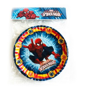 PLATO SPIDERMAN x10 U.