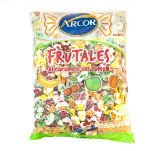 CARAMELO MASTICABLE ARCOR X 800 GR.