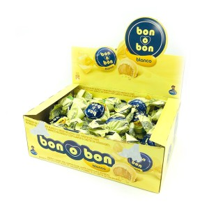 BONOBON CHOCOLATE BLANCO X 30 U.