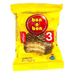 ALFAJOR TRIPLE BONOBON