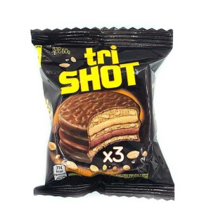 ALFAJOR TRIPLE SHOT CHOCOLATE