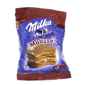 ALFAJOR TRIPLE MILKA MOUSSE CHOCOLATE