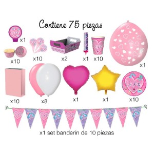 PARTY BOX PRINCESA
