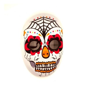 ANTIFAZ CALAVERA MEXICANO