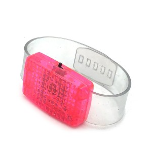PULSERA AUDIORITMICA LUMINOSA